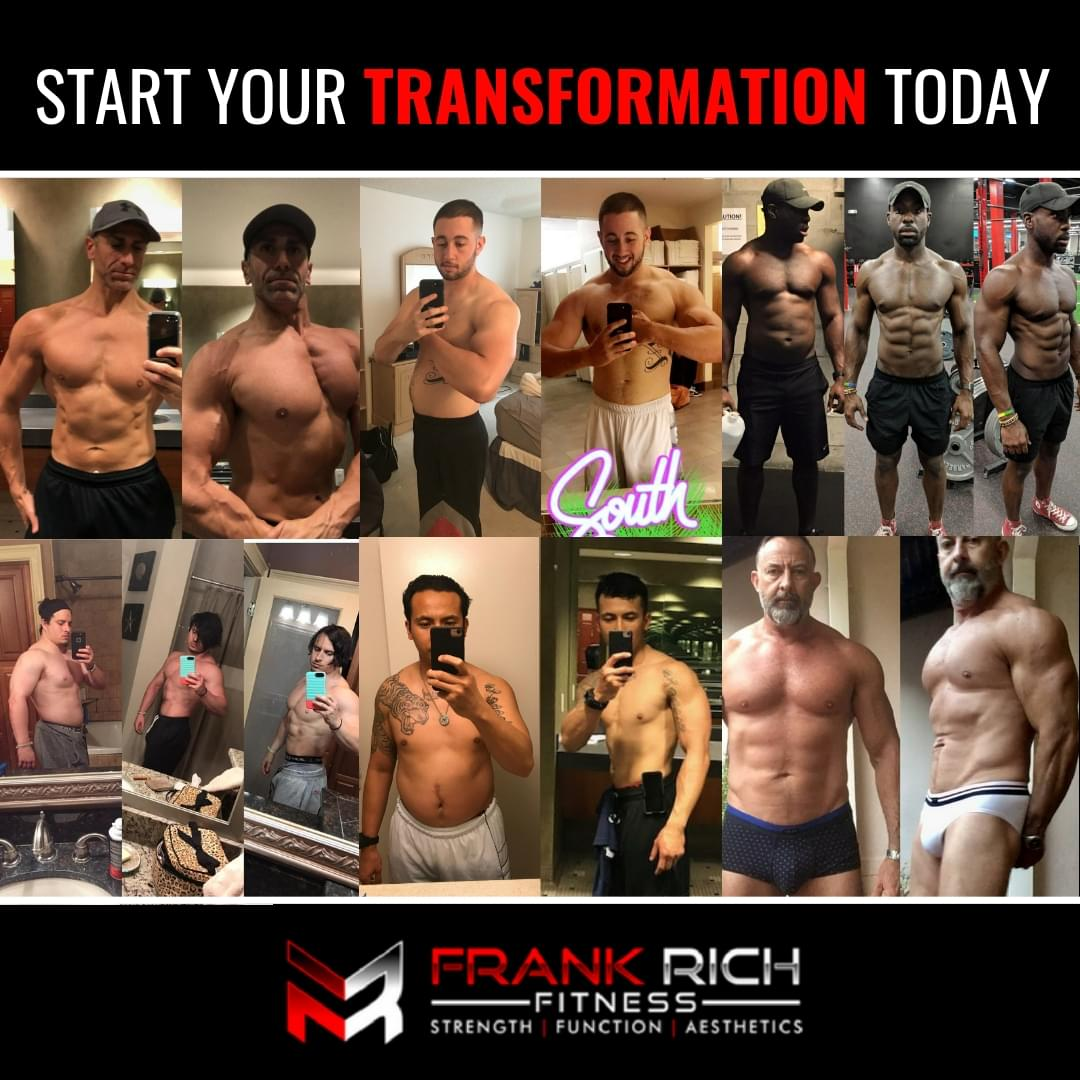 Frank Rich Fitness | Articles | 8 Muscle Building Rules To